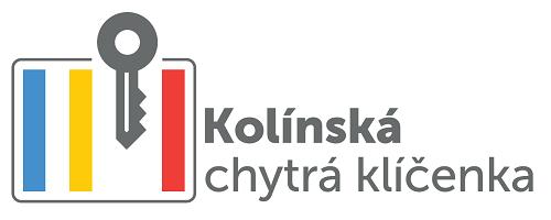 Kolínská chytrá klíčenka logo