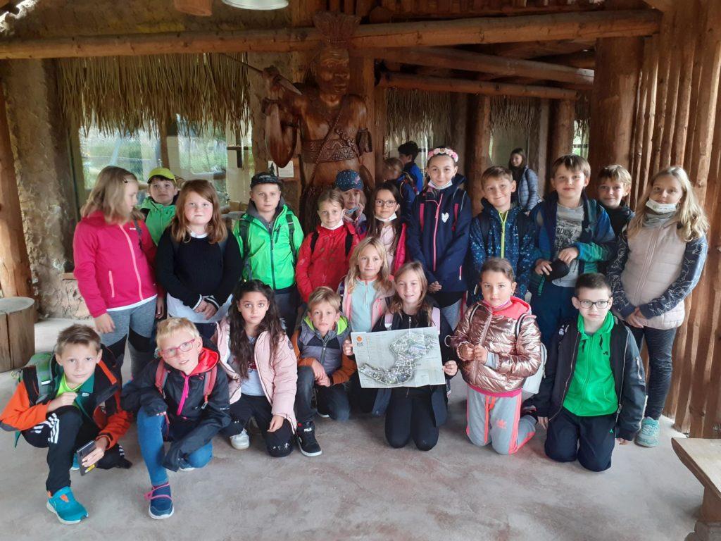 Děti v Zoo